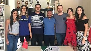 Salihli Belediyespor'da transfer...