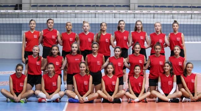 U17 Bayan Milli Takımımız, Balkan Şampiyonası'nda Sahne Alıyor