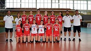U17'ler Balkan Şampiyonası'nda Arnavutluk'u 3-0 Mağlup Etti