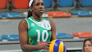 Yusleyni Herrera Alvarez, yeniden Brezilya'da...