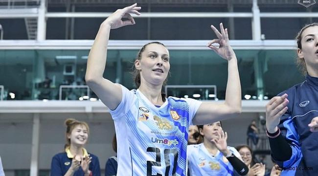 Dinamo Kazan'a Çek pasör çaprazı