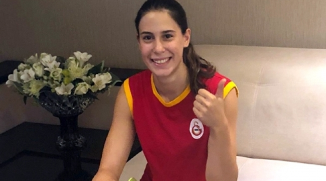 Galatasaray, Çağla Akın transferini duyurdu...