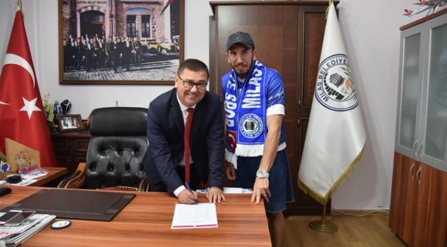 Hasan Balcıoğlu, Milas Belediyespor'da!..