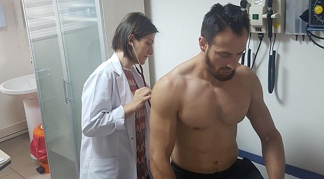Jeopark Kula sağlık kontrolünden geçti