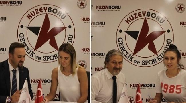 Kuzeyboruspor'da transfer dönemi