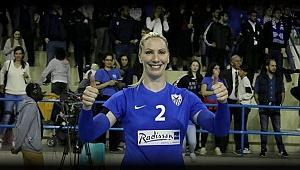 Maja Burazer, Dinamo Bükreş'e transfer oldu!..