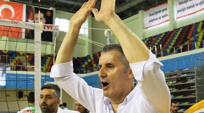 Samsun Anakent'in yeni antrenörü Fatih Işıldar