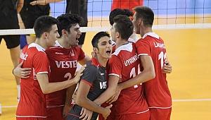 U18'ler, Balkan Şampiyonası'nda Yarı Finalde!