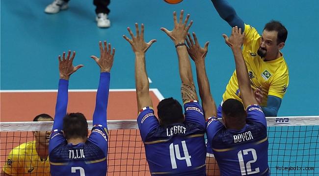 Dünya Şampiyonası'nda 3. maçlar tamamlandı...