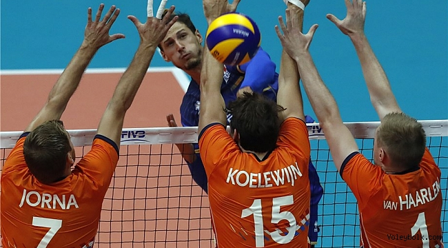 Dünya Şampiyonası'nda 5. maçlar tamamlandı...