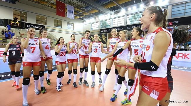 Filenin Sultanları, Montreux Volley Masters'da Sahne Alıyor