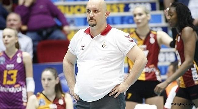 Galatasaray bayan takımı GS TV'ye konuştu