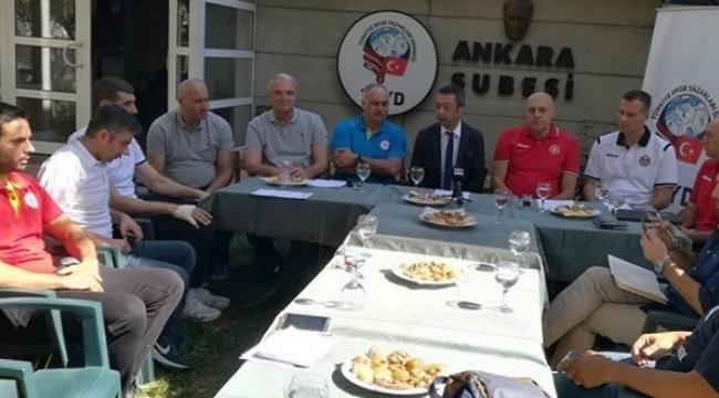 TSYD Ankara Şubesi Voleybol Turnuvası başlıyor