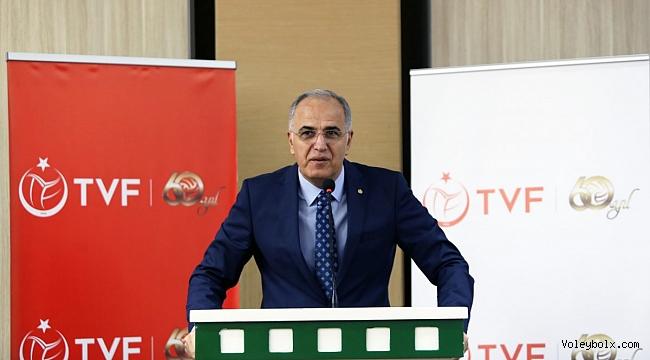TVF'den Hakem ve Gözlemcilere Büyük Destek