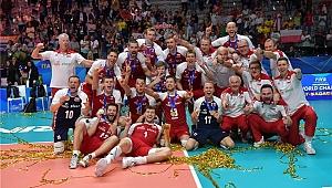 2018 Dünya Erkekler Voleybol Şampiyonu Polonya!..
