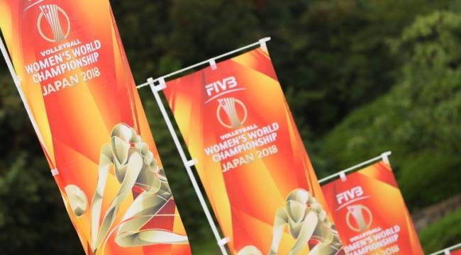 2018 FIVB Bayanlar Dünya Voleybol Şampiyonası'nda İlk Tur Sona Erdi