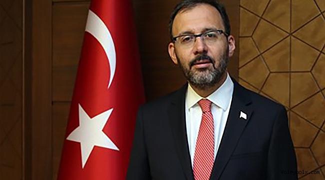 Bakan Kasapoğlu'ndan Halkbank'a kutlama