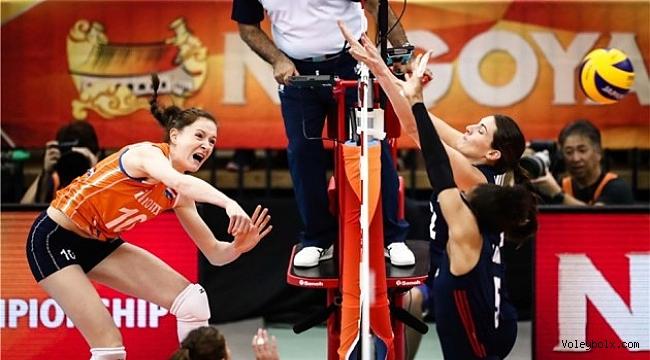 Dünya Şampiyonası'nda yarı finalistler belli oldu!..
