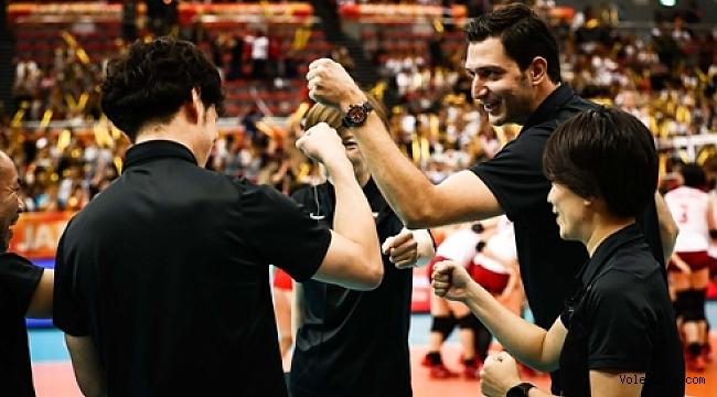Ferhat Akbaşlı Japonya kader maçına çıkıyor