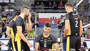 Polonya'da ilk haftanın son maçını Belchatow 3-2 kaybetti