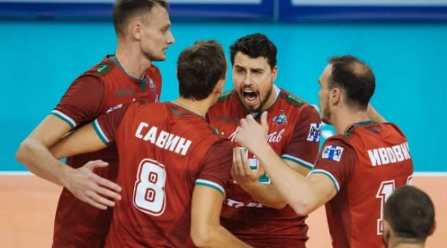 Rusya'da Superlig 1. maçları oynandı...