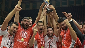 Ziraat Bankası Namağlup Balkan Kupası Şampiyonu!..