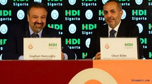 Galatasaray Kadın Voleybol Takımına isim sponsoru