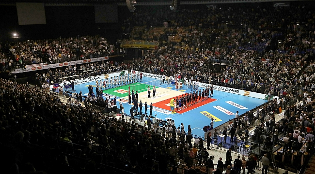 İtalya'da Perugia, Lube'ye ilk yenilgiyi tattırdı...