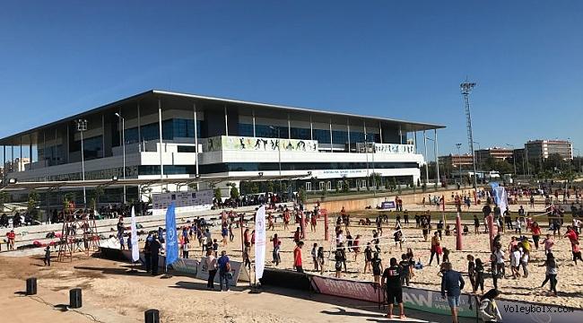 Türkiye, 2019 CEV U22 Plaj Voleybolu Avrupa Şampiyonası'na Ev Sahipliği Yapacak