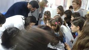 Voleybol Vakfı, Okul Söyleşileri'ne başladı