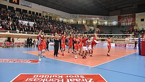 Ziraat Bankası, CEV Challenge Kupası'nda 16'lı Finaller Turu'na Yükseldi