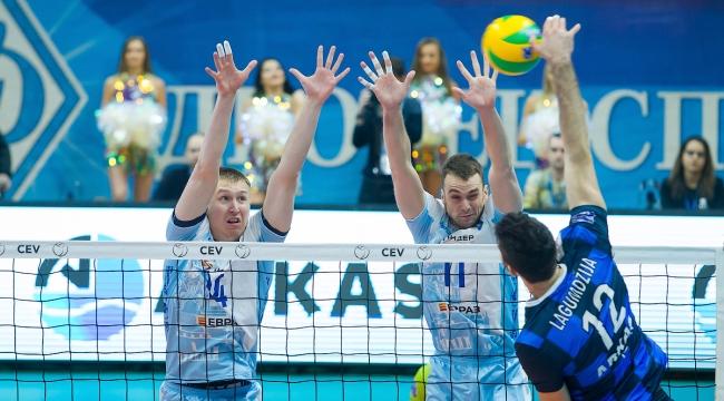 Arkas, Dinamo Moskova'ya 3-0 Mağlup Oldu