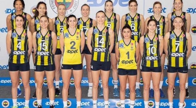 Bayan Voleybolda Fenerbahçe-Opet işbirliği