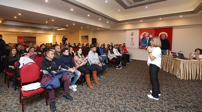 Çocuk ve Genç Çalıştırabilir Sertifika Programı, Ankara'da Başladı