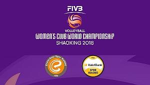 Eczacıbaşı VitrA ve VakıfBank, FIVB Dünya Kulüpler Şampiyonası'nda Sahne Alıyor