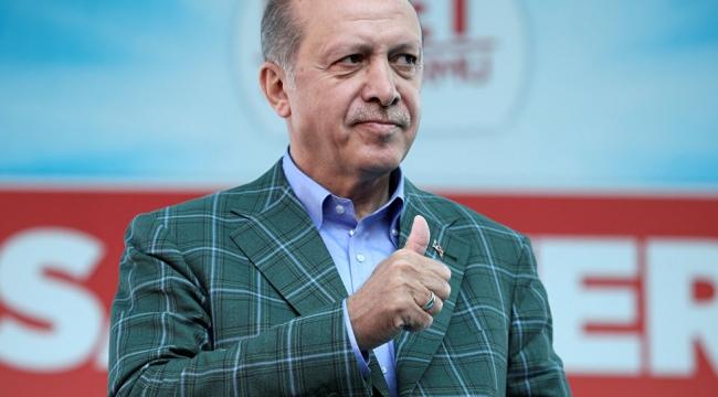 Erdoğan, Vakıfbank'ı kutladı