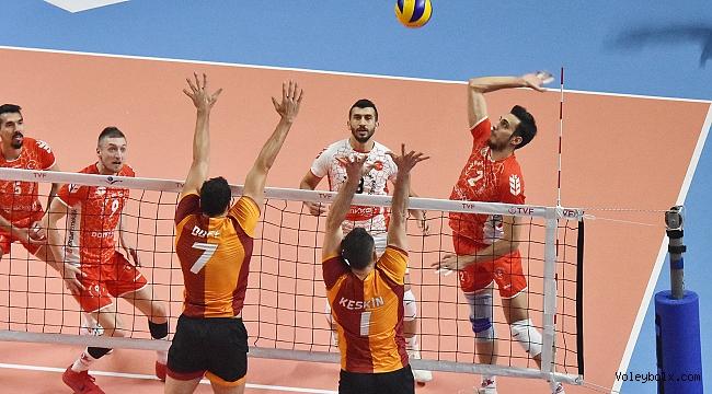 Ziraat, Galatasaray'ı evinde ekti biçti: 2-3