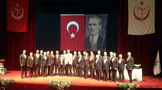 A ve AB Klasman Hakemleri Ara Semineri'nin 4.'sü İzmir'de Gerçekleştirildi