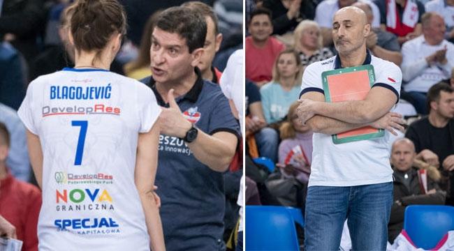 Abbondanza'nın takımı Chemik Police, Micelli'nin takımına takıldı...
