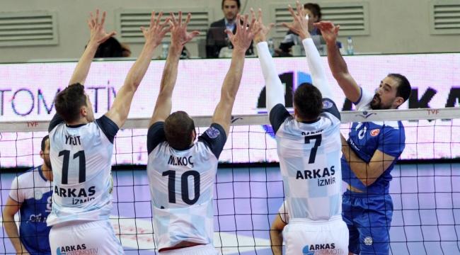 Arkas Spor ikinci yarıya Tokat'ta başlıyor