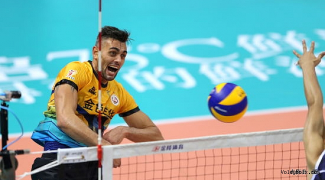 Çin'de play-off yarı final ilk maçları oynandı...
