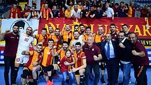 Galatasaray, CEV Kupası'nda 4'lü Finaller Turu'na Yükseldi