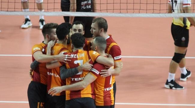 Galatasaray, Jeopark Kula'ya 1 puan kaptırdı