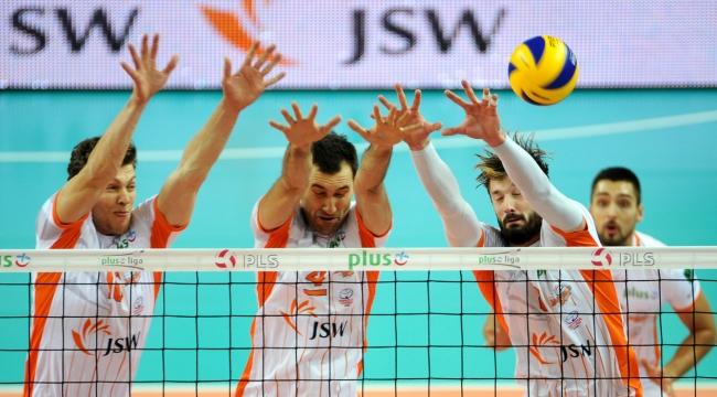 Haftanın son maçını Jastrzebski Wegiel 3-1 kazandı