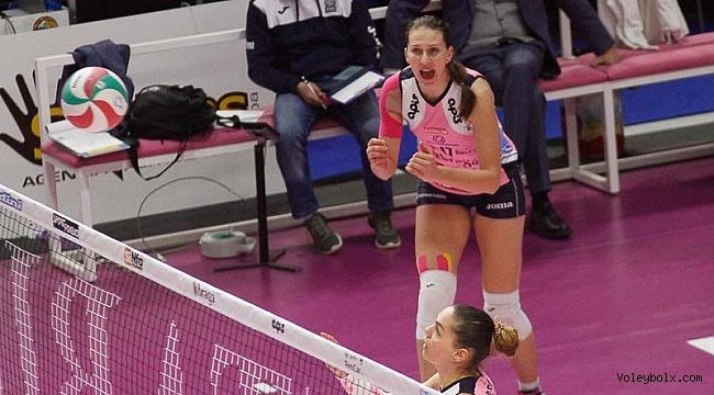 Polina Rahimova THY'de