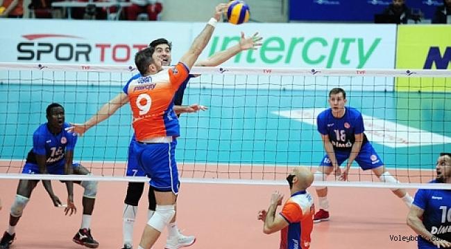 Tokat Belediye Plevne, İBB'yi 3-2 mağlup etti