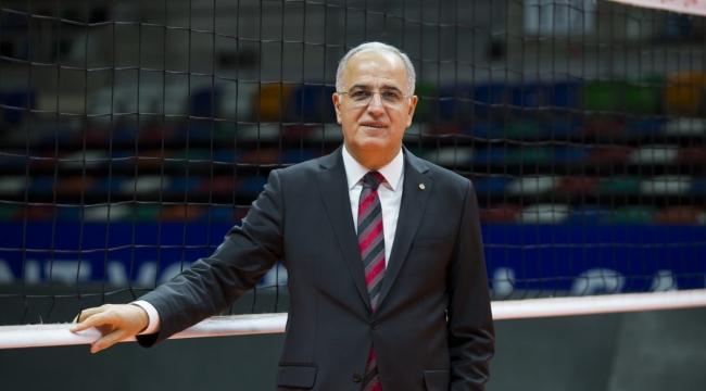 TVF Başkanı Mehmet Akif Üstündağ'dan Yeni Yıl Mesajı