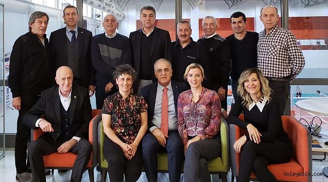 TVF Teknik Kurulu, 2019 Yılının İlk Toplantısını Yaptı