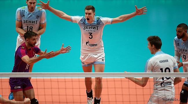 Zenit Kazan yenilgisiz yoluna devam...