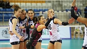Bayanlar Şampiyonlar Ligi'nde 5. hafta tamamlandı...